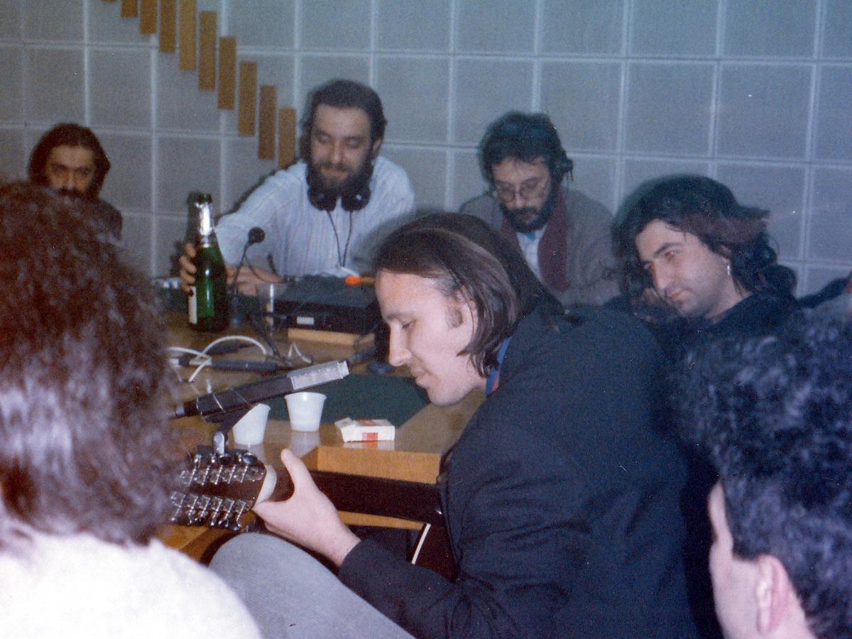 BNR 1991 (студио, Д.Генчев, А.Митов, Дони, Тони Чембъра; sn.St.Grebenarov)
